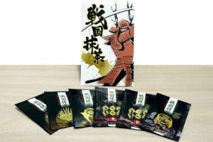 戦国抹茶6袋セット